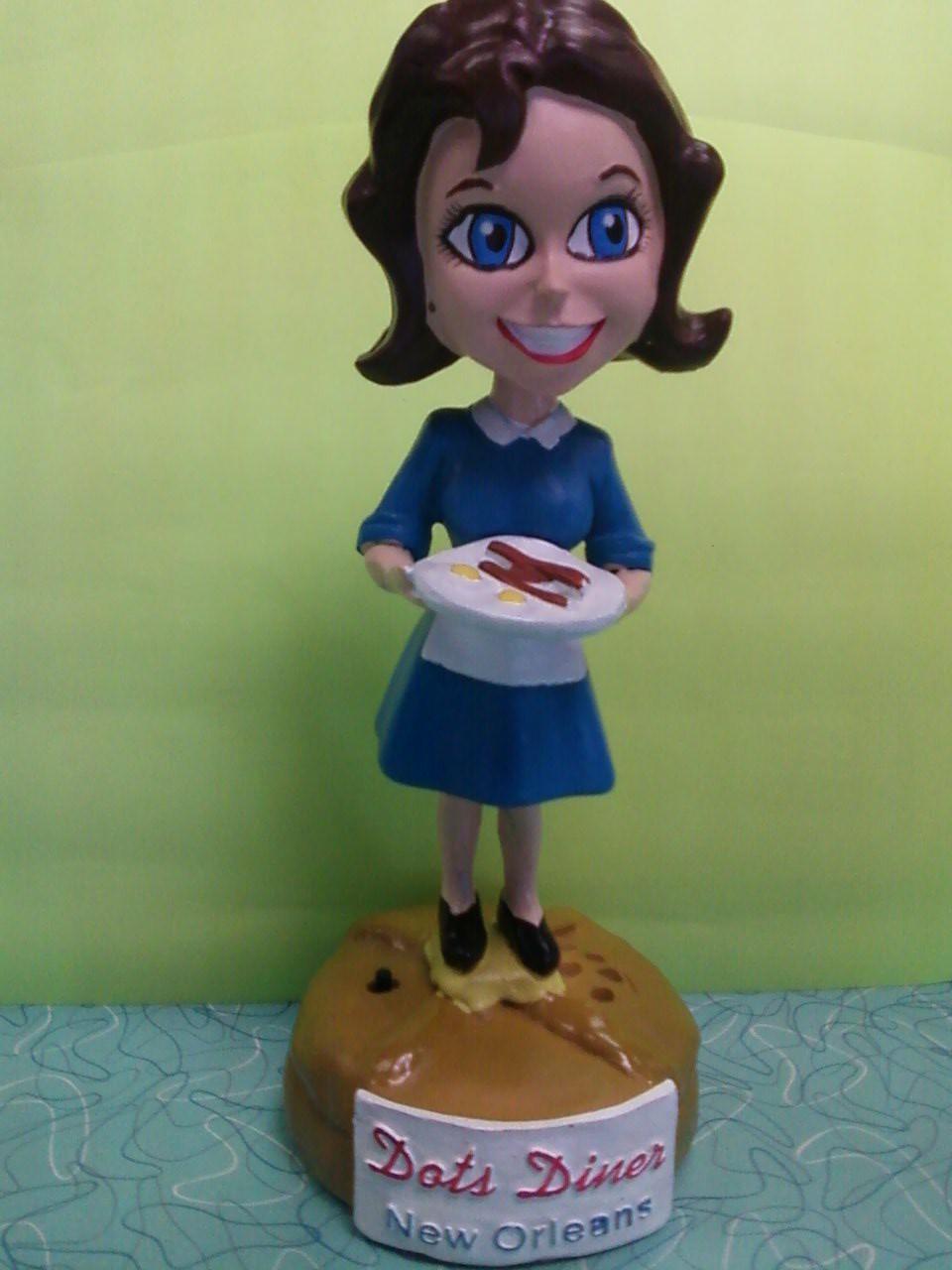 bobblehead doll